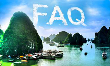 Halong Bay FAQs - frequently asked questions