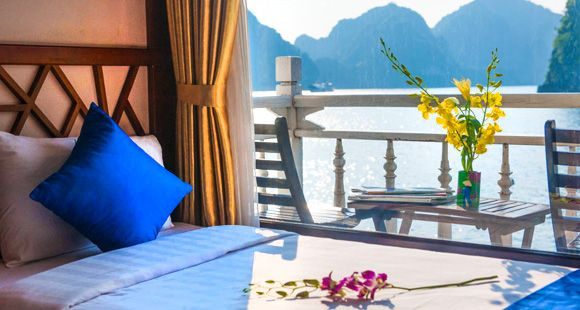 Deluxe Halong Bay Cruises