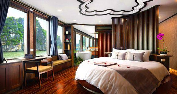Luxury Halong Bay Cruises