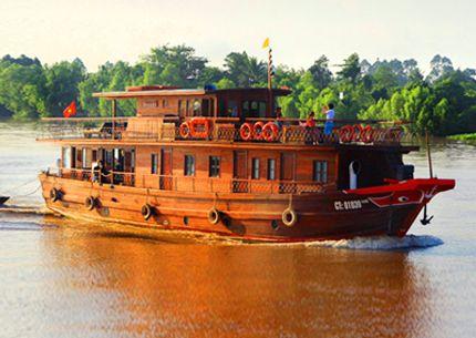 Deluxe Mekong Cruises