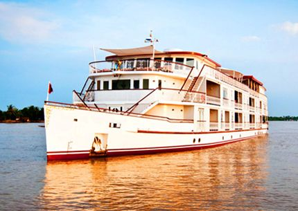 Luxury Mekong Cruises