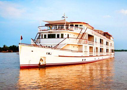 Luxury Mekong Cruises