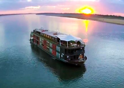 Newest Mekong Cruises