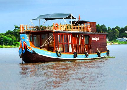 Private Mekong Cruises