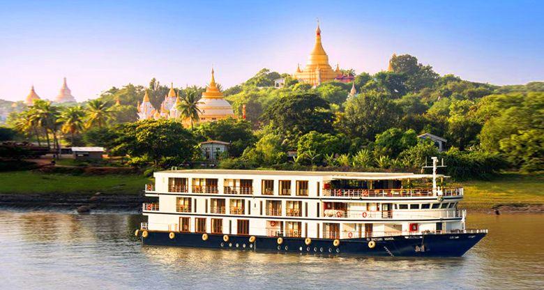 Luxury Myanmar Cruises