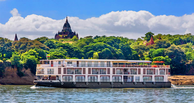 Best Myanmar Cruises