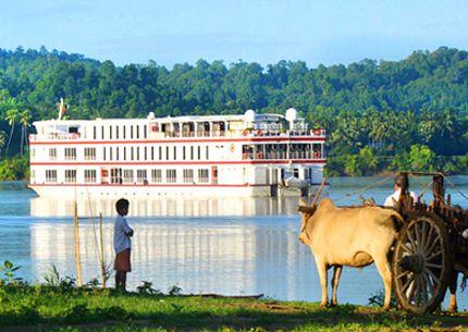 Family Myanmar Cruises