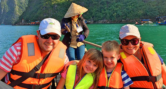 Family Halong Bay Cruises