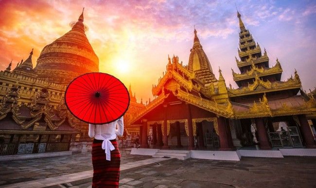Top 10 wonderful reasons to visit Myanmar