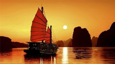 What is overnight cruising in Halong Bay?
