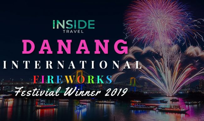 2019 - Finland's firework team won the trophy of Danang International Fireworks Festival