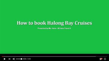 How to Book Halong bay cruises & Save more
