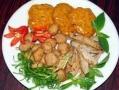 Hanoi Turmeric Fish