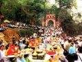 King Hung Temple Festival