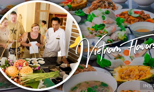 Amazing Vietnamese cuisines - A taste of Vietnam