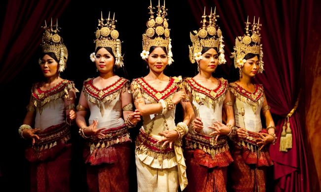 Art Performances in Cambodia