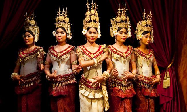 Art Performances in Cambodia