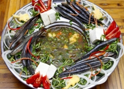 Bac Lieu salted fish hotpot