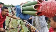 Boun Bang Fai (Rocket Festival) in Laos