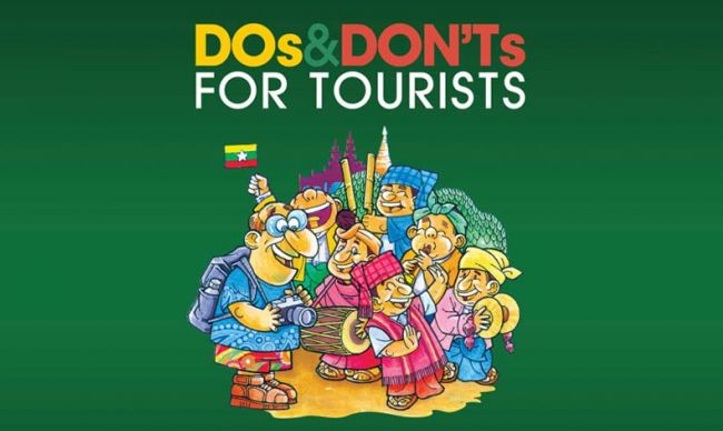 Dos and Don'ts in Myanmar