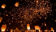 Festival of Light in Thailand
