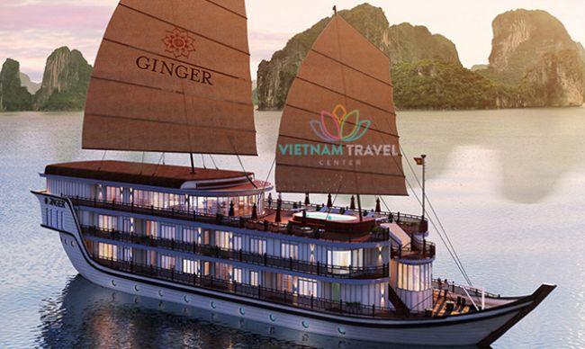 Ginger Cruise - The Sister returns