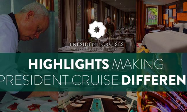 Highlights making President Cruise different