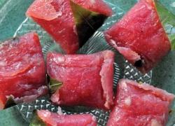 Lai Vung fermented pork roll in Dong Thap