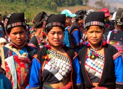 Lao Loum (Lowland People) in Laos