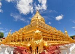 Main Architecture Types in Myanmar