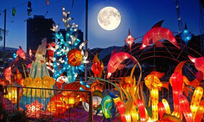Mid-Autumn's Festival