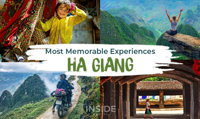 Most Memorable Travel Experiences About Ha Giang