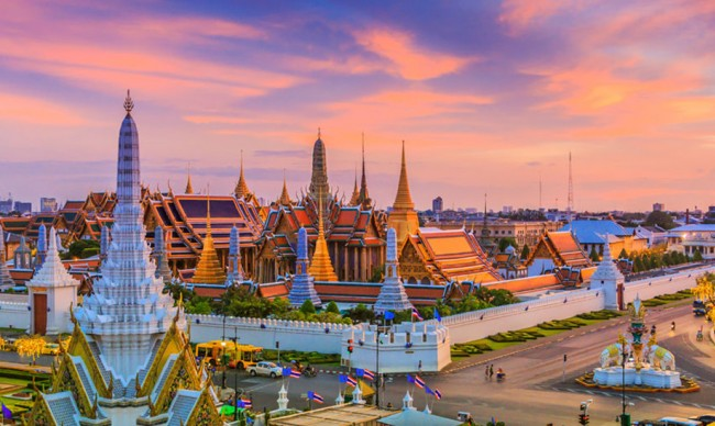 Most Romantic Places to Visit in Thailand
