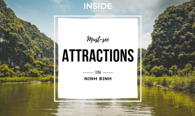 Must-see Attractions in Ninh Binh - Halong Bay on Land