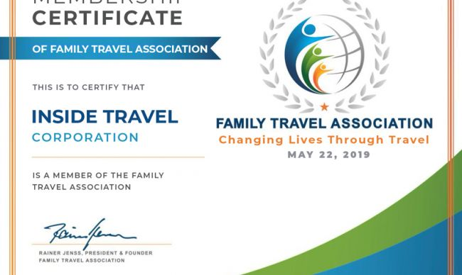 Proudly becoming one of FTA's newest travel agencies member this year