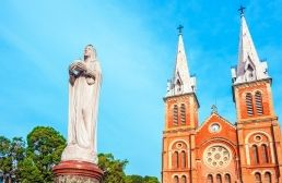 Top 5 most-attracted places in Ho Chi Minh City