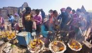 Wat Phu Festival in Laos
