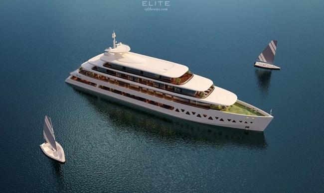 Elite of the Seas Cruise