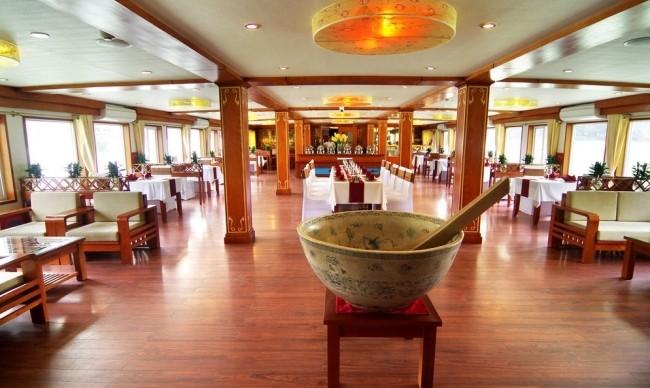 Huong Hai Sealife Cruise