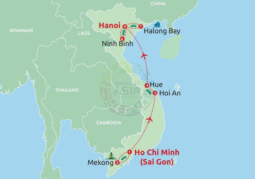 Glimpse Of Vietnam