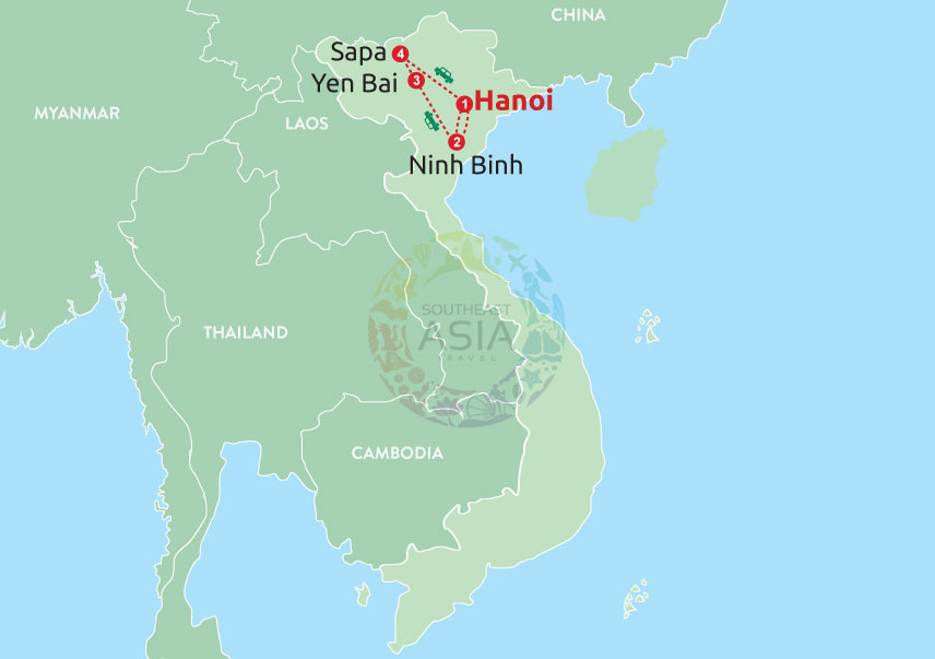 Discover the NorthWest of Vietnam