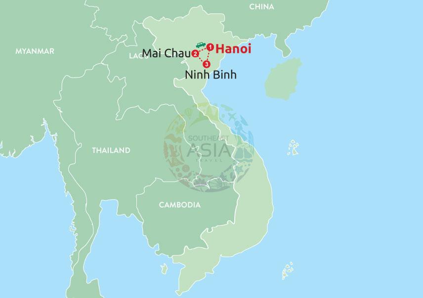 Discover the authentic Mai Chau & Pu Luong