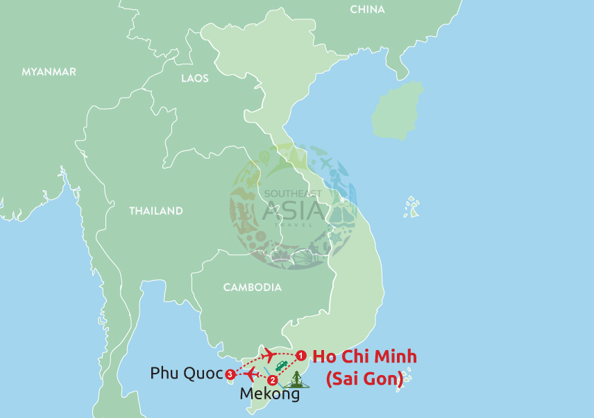 Enchanting Southern Vietnam Holiday