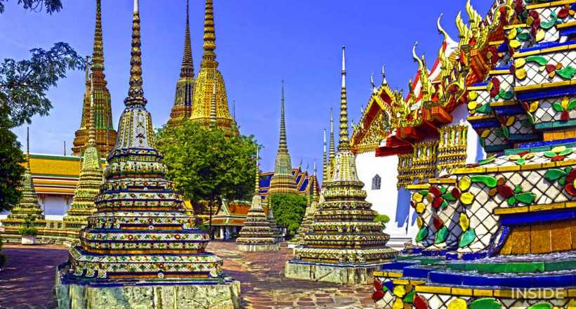 Best of Thailand Family Vacation