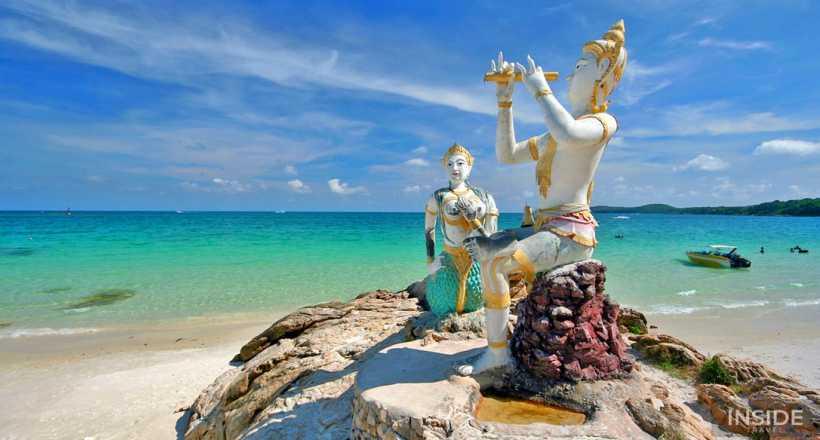 Koh Samet Day Trip from Pattaya