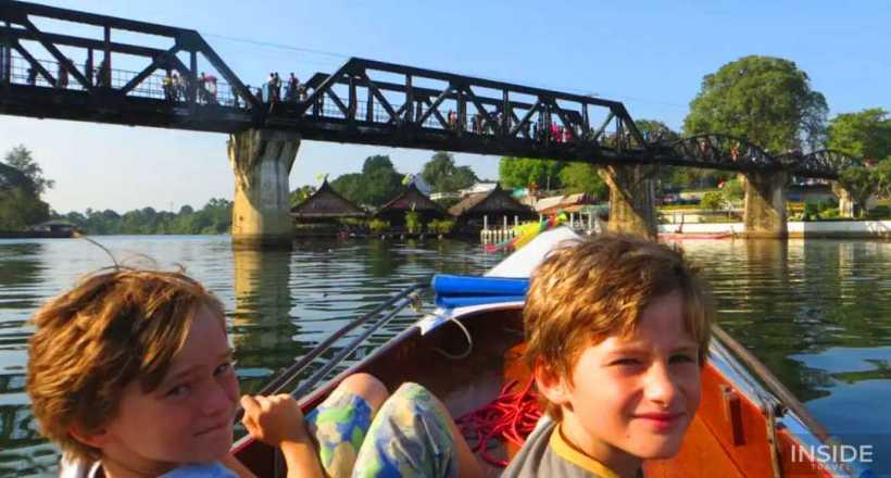 Unforgettable Trip to Kanchanaburi - Bangkok - Ayutthaya