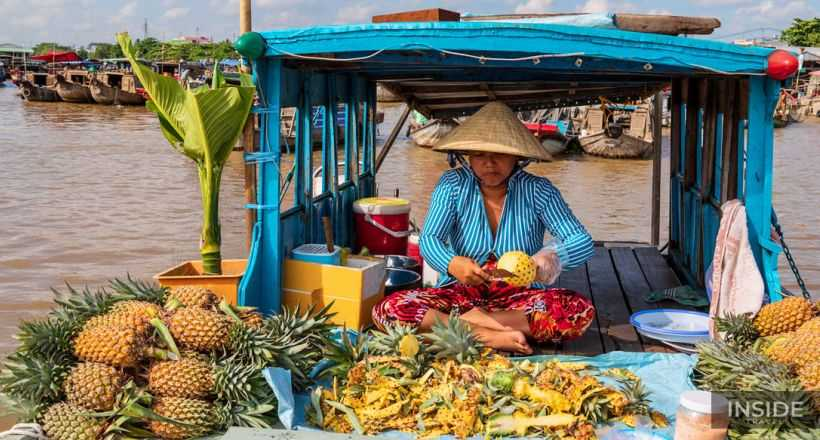 Mekong Delta - Ben Tre - Can Tho 2 days