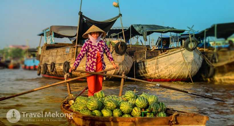 Mighty Mekong Discovery with RV Jahan Cruise