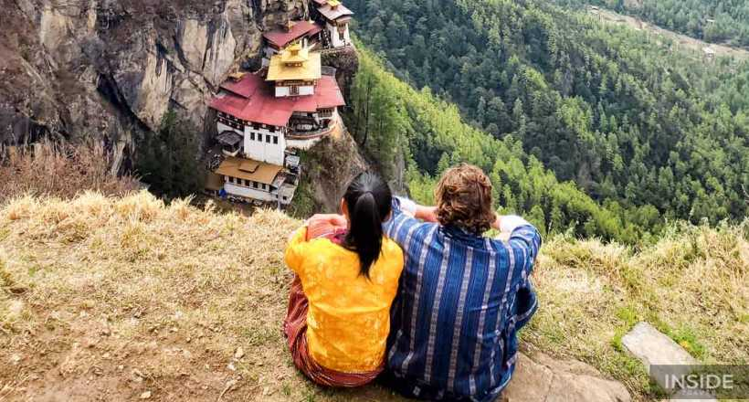 Active Honeymoon Trip in Bhutan