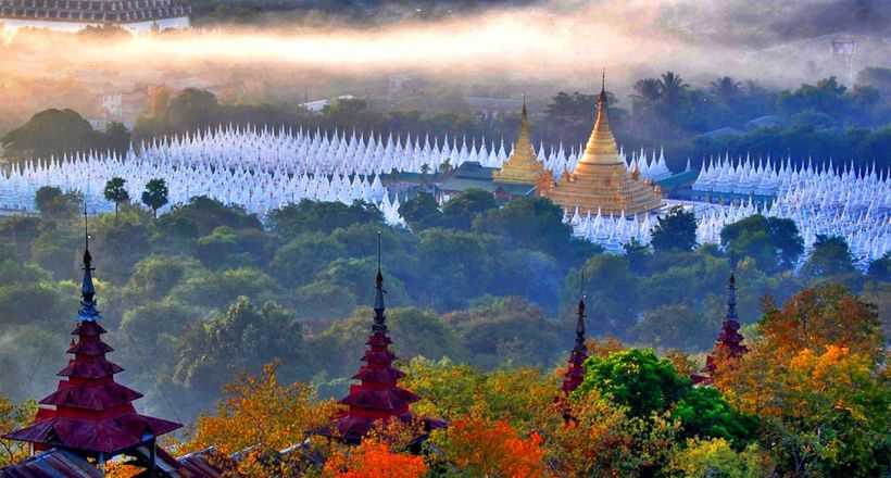 Real taste of Myanmar culture